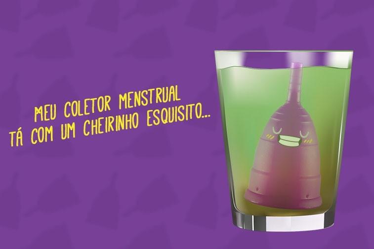 coletor-menstrual-com-cheiro-ruim